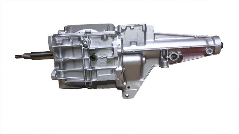 T5 5-Speed Transmission Mechanical Speedometer 1352-042